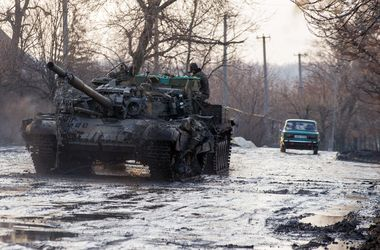 Военные рассказали, где боевики стреляют чаще всего