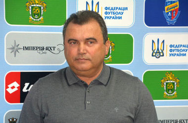 "Вадим Евтушенко возглавил ""Черкасский Днепр"""