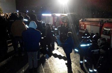 Масштабный пожар в ночном клубе Львова: более 20 пострадавших