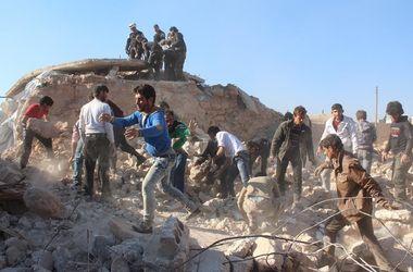 Новый авиаудар по Алеппо: 46 погибших, 325 раненых