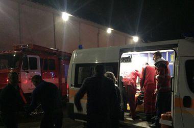 Появились фото и видео масштабного пожара в ночном клубе Львова