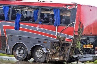 В РФ попал в ДТП автобус с 12 украинцами