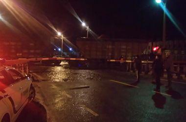 В Львовской области сошел с рельсов грузовой поезд