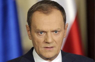 Правительство Польши выступило против переизбрания Туска главой Европейского Союза