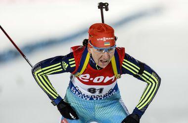 В индивидуальной гонке примут участие шесть украинских биатлонисток