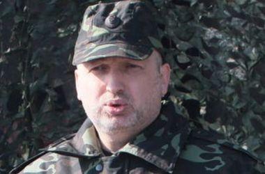 Турчинов рассказал, будет ли в Украине очередная мобилизация на фронт