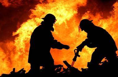 При пожаре в сауне под Винницей погиб мужчина
