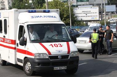 В киевской квартире прогремел взрыв, пострадал мужчина