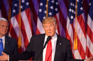 Трамп заявил, что полностью уходит из бизнеса, но c оговоркой