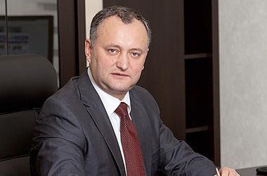 Додон заявил, что не даст Молдове вступить в НАТО