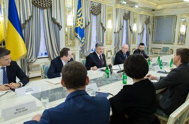 Порошенко подписал закон, который улучшает в Украине инвестиционный климат