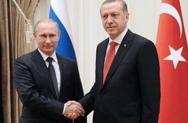 Путин поговорил с Эрдоганом после его заявления о конце правления Асада