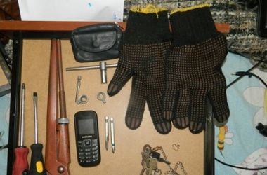 В Киеве на горячем поймали домушника из Николаева