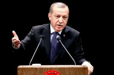 Эрдоган предупредил ЕС: Турция теряет терпение