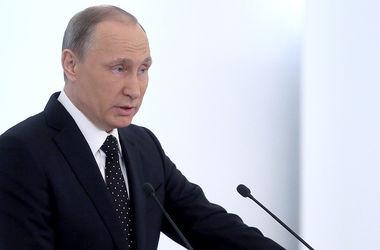 Кхе-кхе и кха-кха: послание Путина подняли на смех