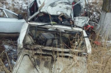 Смертельное ДТП в Винницкой области: два человека погибли мгновенно