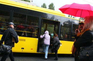 Сегодня в Киеве изменится движение троллейбусов маршрута №34 (схема)