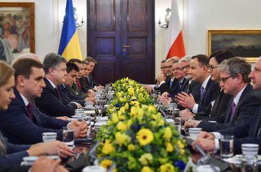 Украина и Польша заключили военное соглашение