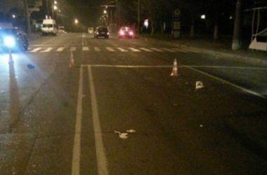 В Одессе пьяный водитель сбил пешехода и пытался сбежать