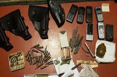 Под Черкассами орудовала вооруженная банда киевлян