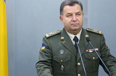 Полторак: Для развития армии 64 млрд гривен – мало