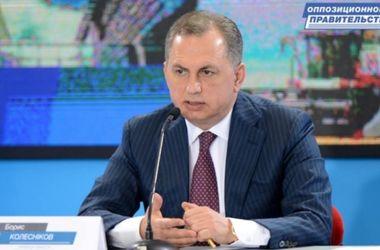 Boris Kolesnikov upozornil Velvyslanec USA na situaci kolem voleb v Николаевке