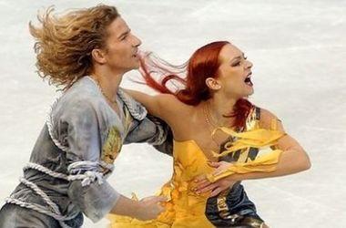 Ucraniano juiz subornado para a Marina, Анисина se tornou campeã olímpica - Джигурда