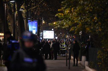 Полиция сообщила об освобождении заложников в Париже