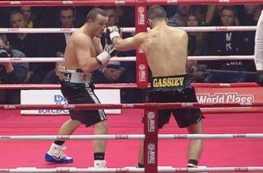 Denis Lebedev kaybetti dilimi dünya şampiyonu ile mücadele Гассиевым