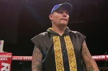 Boxer-iyi ağır umudu Andrey Rudenko ile mücadele