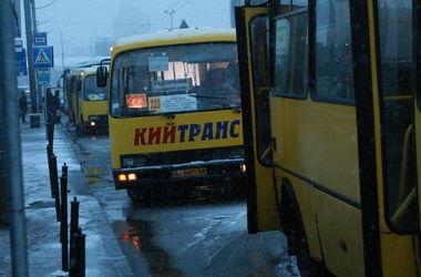 En kyiv combis sube el precio del transporte