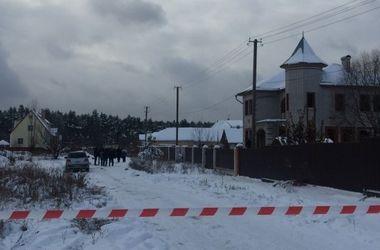 В сети появилось первое фото расстрелянной машины Госохраны в Княжичах