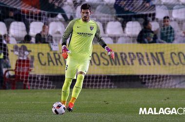 Денис Бойко дебютировал в чемпионате Испании