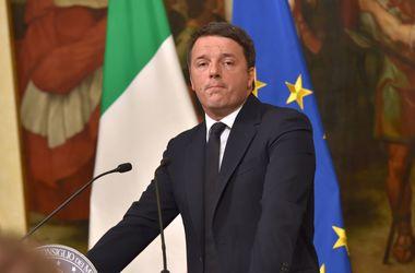 Ренци объявил об отставке с поста премьер-министра Италии