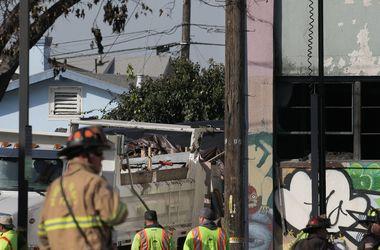 Число жертв пожара в Калифорнии возросло до 33 человек