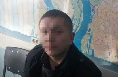 Посетитель кафе открыл стрельбу в Запорожье