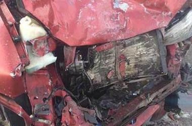 Серьезное ДТП под Винницей: пострадали три человека