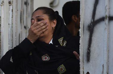 В отеле на юге Пакистана сгорели более 10 человек