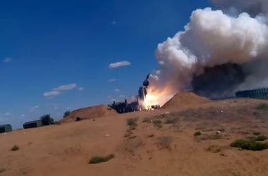 Гордость ПВО РФ: неудачный запуск С-300 покорил интернет