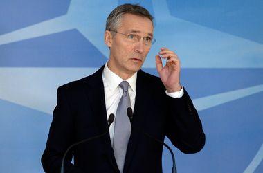 Столтенберг раскрыл повестку дня министерской встречи НАТО, на которой выступит Климкин