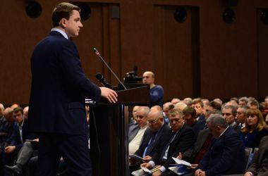 Довгий призывает депутатов и правительство разработать экономическую дорожную карту