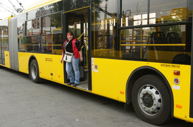 В Киеве временно изменится работа общественного транспорта