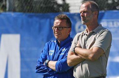 Команда Федецкого и Олейника осталась без тренера