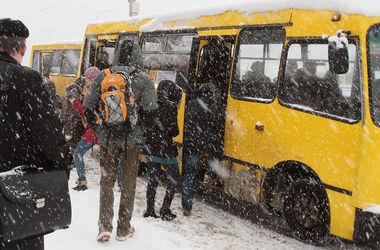 Маршрутки в Киеве подорожают до 8 гривень