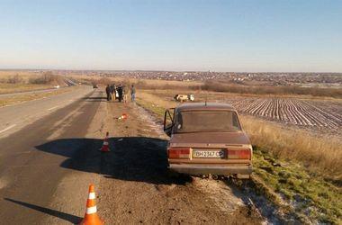 """Аварии в Одессе: смертельная с грузовиком и массовая со """"Смартом"""""""