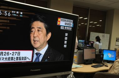 Абэ станет первым премьером Японии, который посетит Перл-Харбор