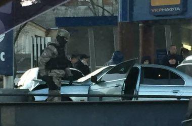 В Одессе грузинские бандиты сбили полицейских при попытке скрыться