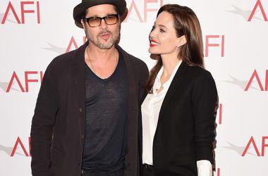 Брэд Питт и Анджелина Джоли пришли к согласию о временной опеке над детьми