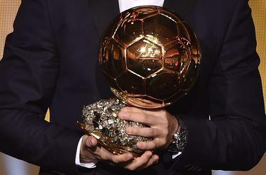 "Обладатель ""Золотого мяча"" станет известен 12 января"