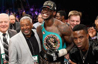 Брат Тайсона Фьюри готов сразиться с чемпионом WBC Деонтеем Уайлдером